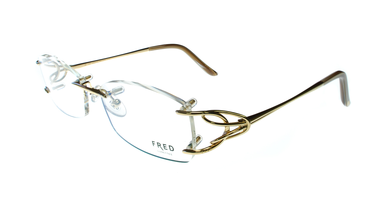 new fred eyeglasses volute by c ghion f3 8342 volute